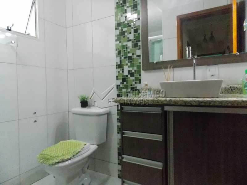 Banheiro Social - Apartamento 3 quartos à venda Itatiba,SP - R$ 250.000 - FCAP30416 - 4