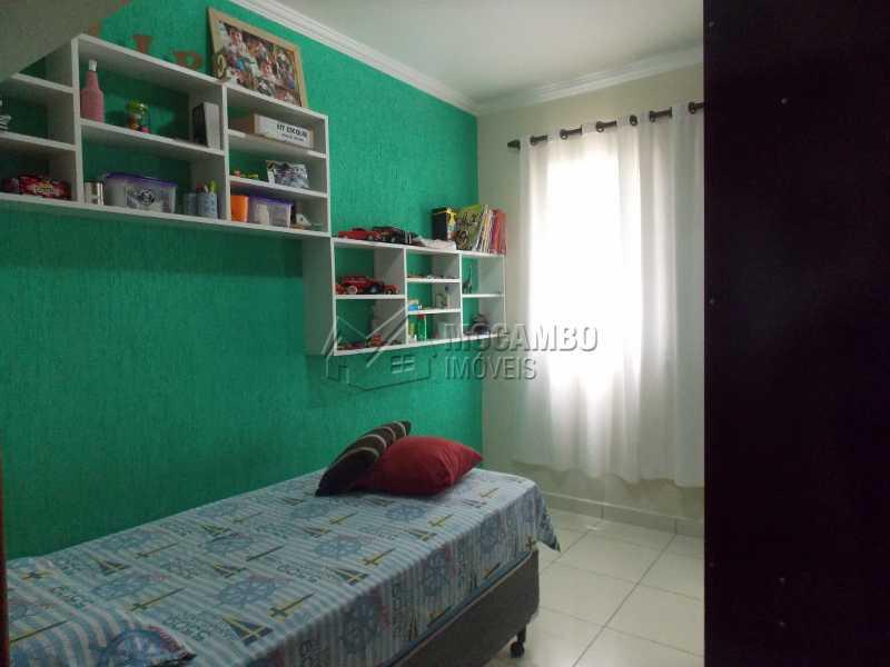 Dormitório - Apartamento 3 quartos à venda Itatiba,SP - R$ 250.000 - FCAP30416 - 5