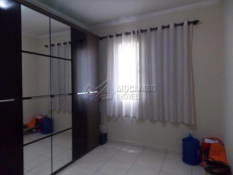 Dormitório - Apartamento 3 quartos à venda Itatiba,SP - R$ 250.000 - FCAP30416 - 6