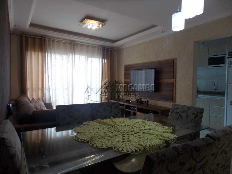 Sala de jantar - Apartamento 3 quartos à venda Itatiba,SP - R$ 250.000 - FCAP30416 - 8