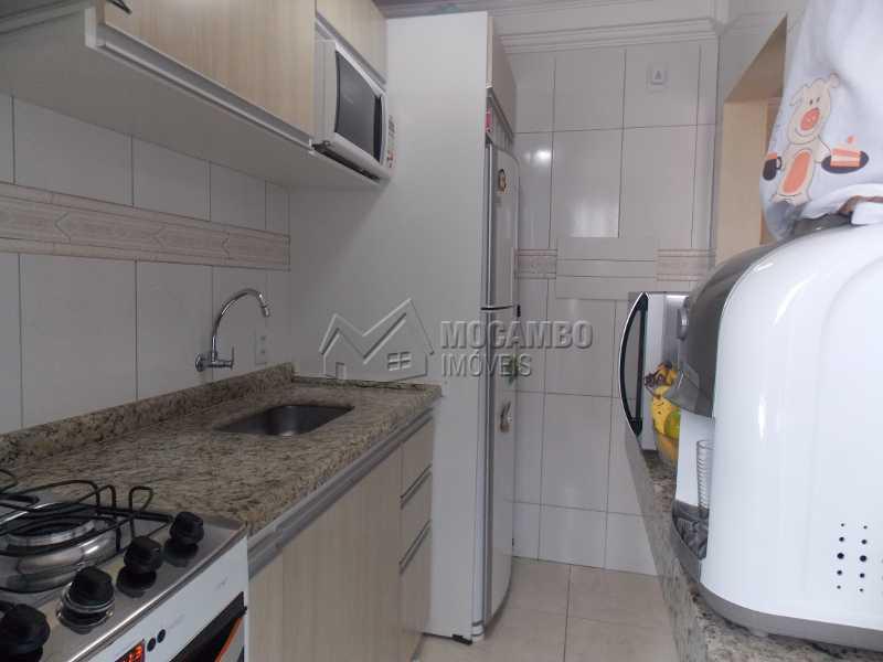 Cozinha - Apartamento 3 quartos à venda Itatiba,SP - R$ 250.000 - FCAP30416 - 9