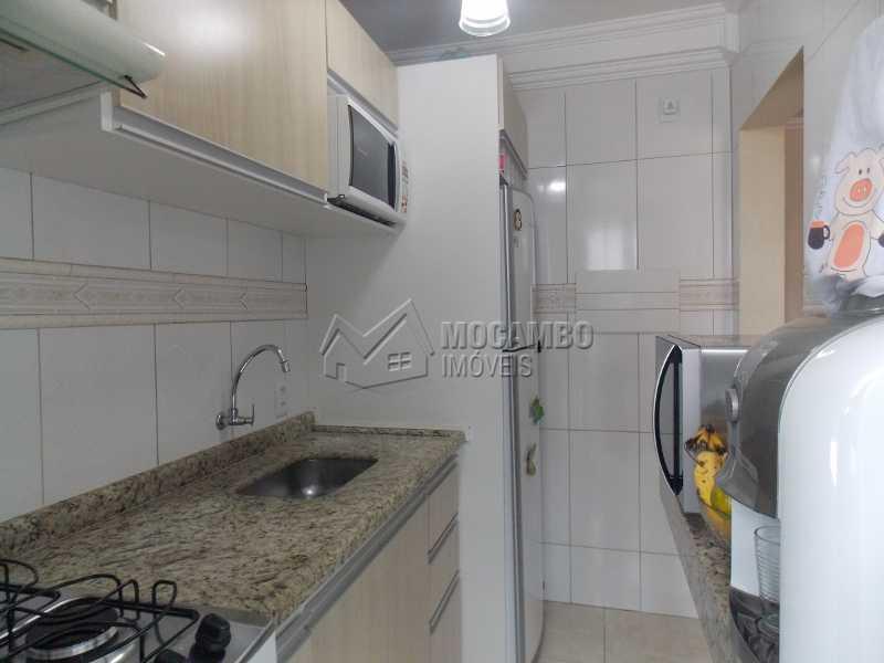 Cozinha - Apartamento 3 quartos à venda Itatiba,SP - R$ 250.000 - FCAP30416 - 10