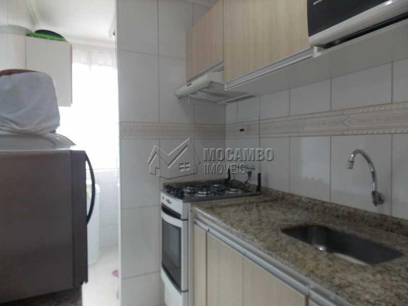 Cozinha - Apartamento 3 quartos à venda Itatiba,SP - R$ 250.000 - FCAP30416 - 11