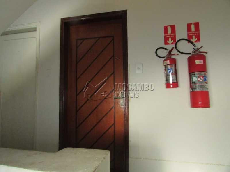 Entrada - Apartamento Itatiba, Centro, SP À Venda, 2 Quartos, 77m² - FCAP20727 - 3