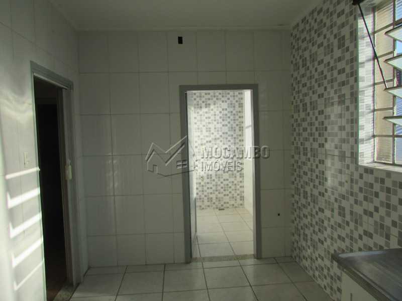 Cozinha com Lavanderia - Apartamento Itatiba, Centro, SP À Venda, 2 Quartos, 77m² - FCAP20727 - 6