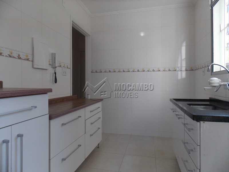 Cozinha - Apartamento À Venda - Itatiba - SP - Núcleo Residencial João Corradini - FCAP20730 - 4