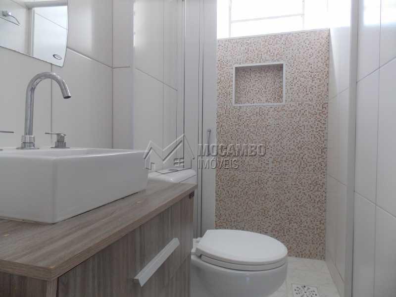 Banheiro - Apartamento À Venda - Itatiba - SP - Núcleo Residencial João Corradini - FCAP20730 - 5