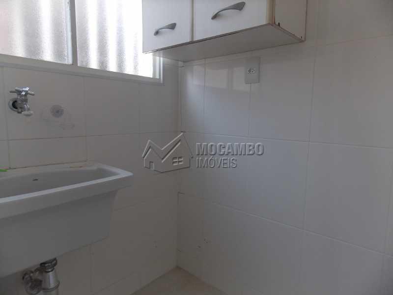 Área de serviço - Apartamento À Venda - Itatiba - SP - Núcleo Residencial João Corradini - FCAP20730 - 10
