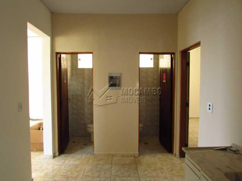 Banheiros - Ponto comercial 70m² para alugar Itatiba,SP - R$ 2.000 - FCPC00057 - 7