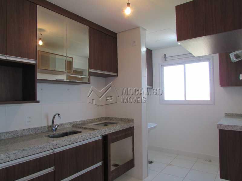 COZINHA - Apartamento 3 quartos à venda Itatiba,SP - R$ 420.000 - FCAP30417 - 4