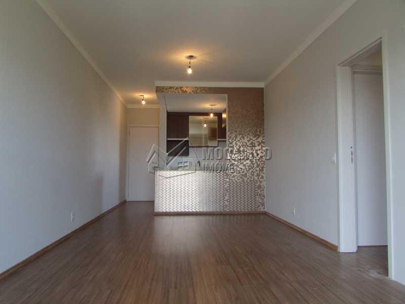 SALA - Apartamento 3 quartos à venda Itatiba,SP - R$ 420.000 - FCAP30417 - 3