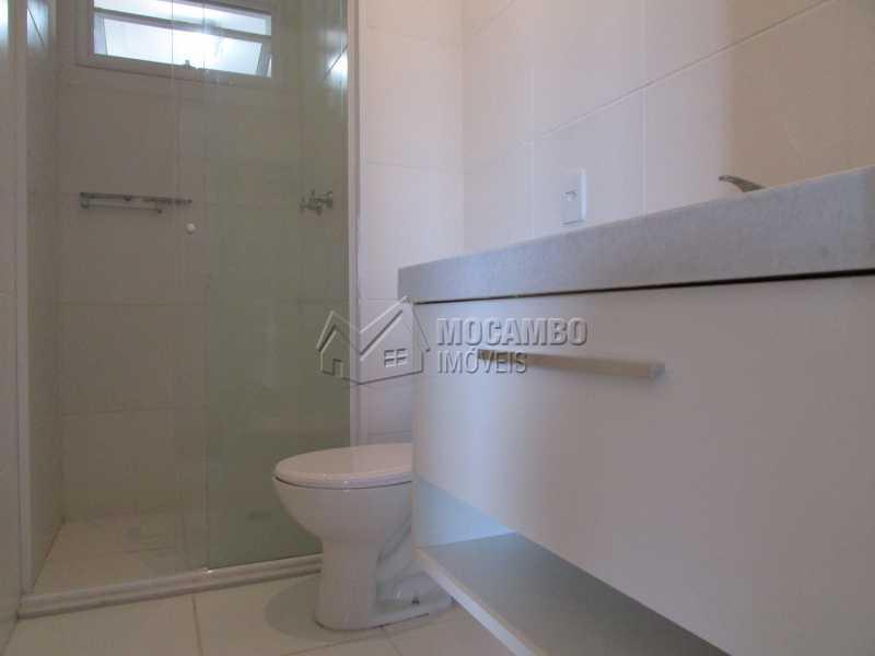 BANHEIRO SOCIAL - Apartamento 3 quartos à venda Itatiba,SP - R$ 420.000 - FCAP30417 - 8