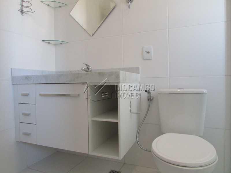 BANHEIRO SUÍTE - Apartamento 3 quartos à venda Itatiba,SP - R$ 420.000 - FCAP30417 - 13
