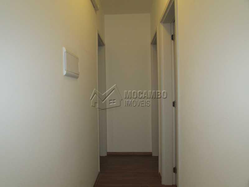CORREDOR - Apartamento 3 quartos à venda Itatiba,SP - R$ 420.000 - FCAP30417 - 15
