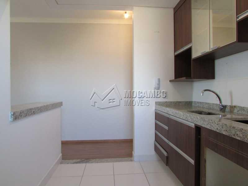 COZINHA - Apartamento 3 quartos à venda Itatiba,SP - R$ 420.000 - FCAP30417 - 5