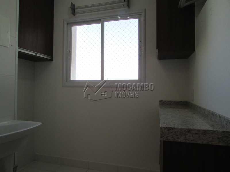 ÁREA DE SERVIÇO - Apartamento 3 quartos à venda Itatiba,SP - R$ 420.000 - FCAP30417 - 7