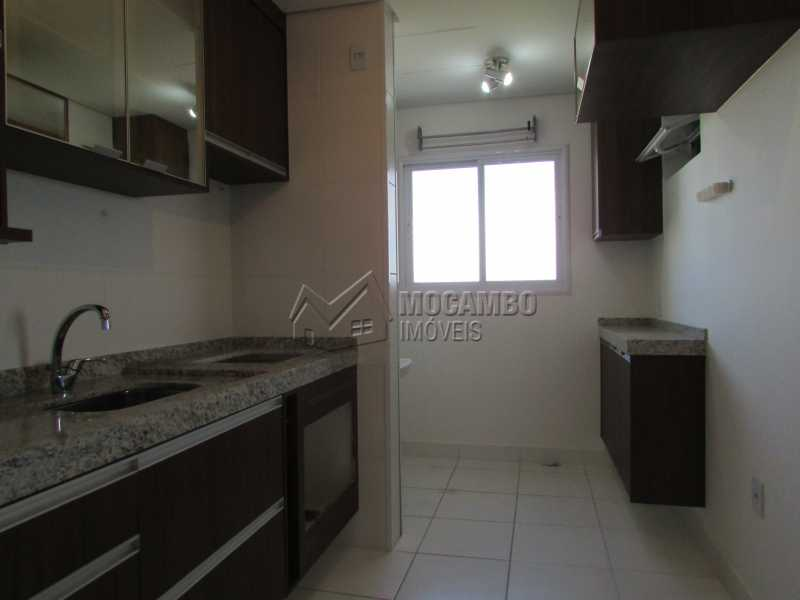 COZINHA - Apartamento 3 quartos à venda Itatiba,SP - R$ 420.000 - FCAP30417 - 6