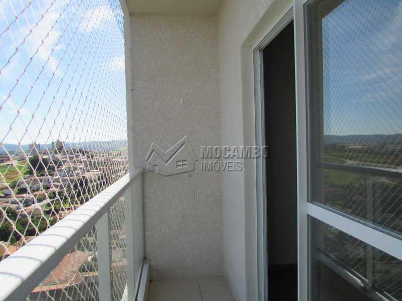 VARANDA - Apartamento 3 quartos à venda Itatiba,SP - R$ 420.000 - FCAP30417 - 16