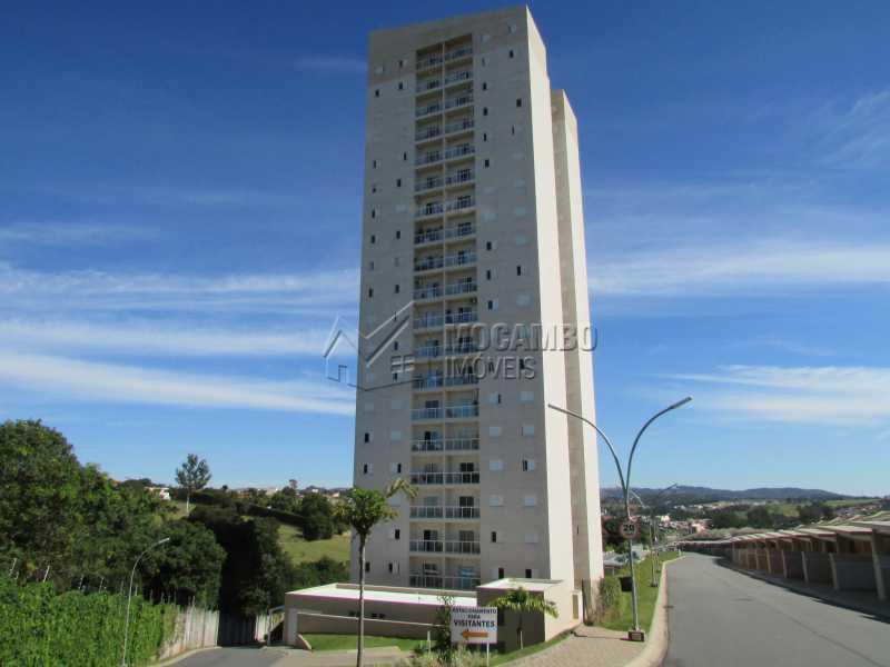 FACHADA - Apartamento 3 quartos à venda Itatiba,SP - R$ 420.000 - FCAP30417 - 1