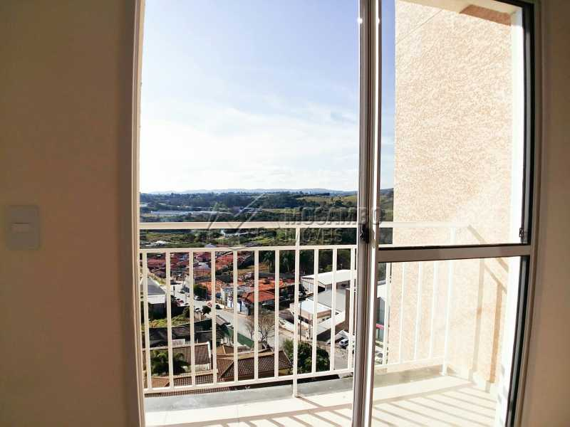 Vista da Sacada - Apartamento em condomínio Para Venda e Aluguel - Condomínio Mirante de Itatiba I - Itatiba - SP - Loteamento Santo Antônio - FCAP20736 - 6