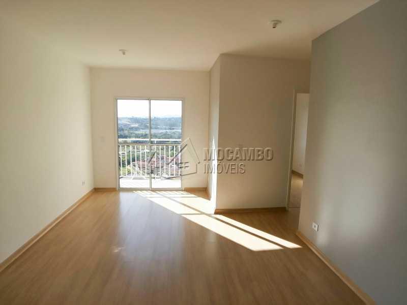 Sala - Apartamento em condomínio Para Venda e Aluguel - Condomínio Mirante de Itatiba I - Itatiba - SP - Loteamento Santo Antônio - FCAP20736 - 3