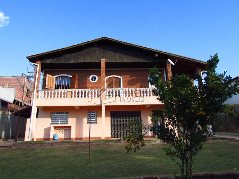 Fundos - Casa em Condomínio 4 Quartos À Venda Itatiba,SP - R$ 850.000 - FCCN40106 - 3