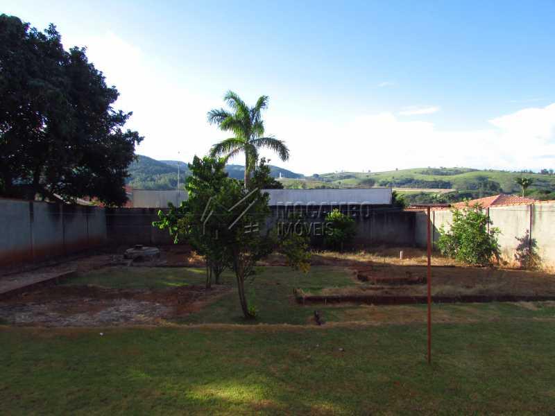 Quintal amplo - Casa em Condomínio 4 Quartos À Venda Itatiba,SP - R$ 850.000 - FCCN40106 - 5