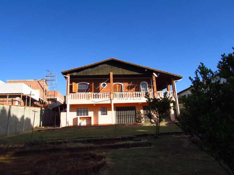 Quintal - Casa em Condominio À Venda - Itatiba - SP - Bairro Itapema - FCCN40106 - 6