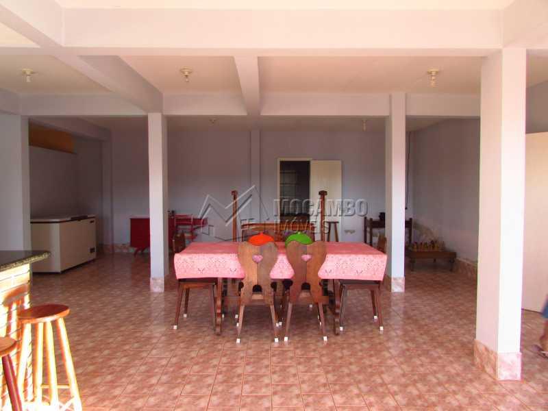 Área gourmet - Casa em Condomínio 4 Quartos À Venda Itatiba,SP - R$ 850.000 - FCCN40106 - 7