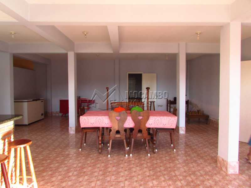 Área gourmet - Casa em Condominio À Venda - Itatiba - SP - Bairro Itapema - FCCN40106 - 7