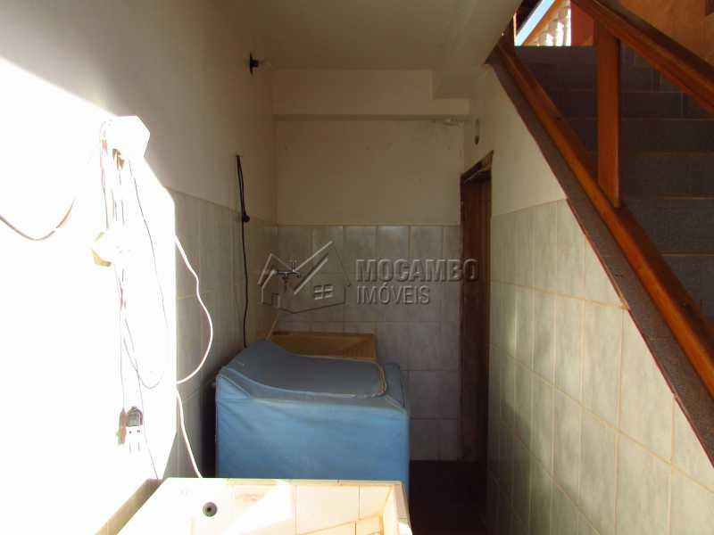 Lavanderia - Casa em Condomínio 4 Quartos À Venda Itatiba,SP - R$ 850.000 - FCCN40106 - 16