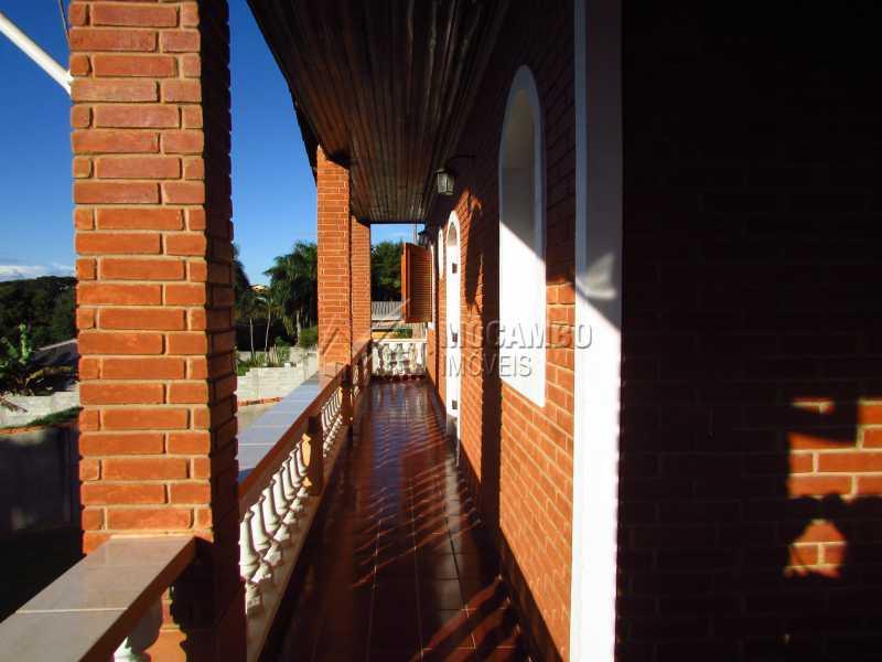 Varanda - Casa em Condomínio 4 Quartos À Venda Itatiba,SP - R$ 850.000 - FCCN40106 - 13
