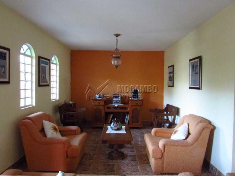 Sala 1 - Casa em Condomínio 4 Quartos À Venda Itatiba,SP - R$ 850.000 - FCCN40106 - 21