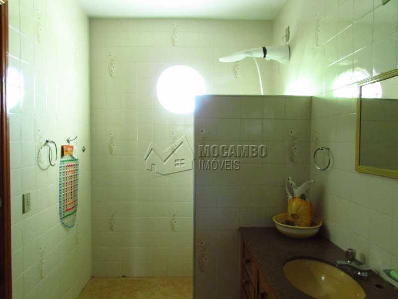 Wc social - Casa em Condomínio 4 Quartos À Venda Itatiba,SP - R$ 850.000 - FCCN40106 - 26
