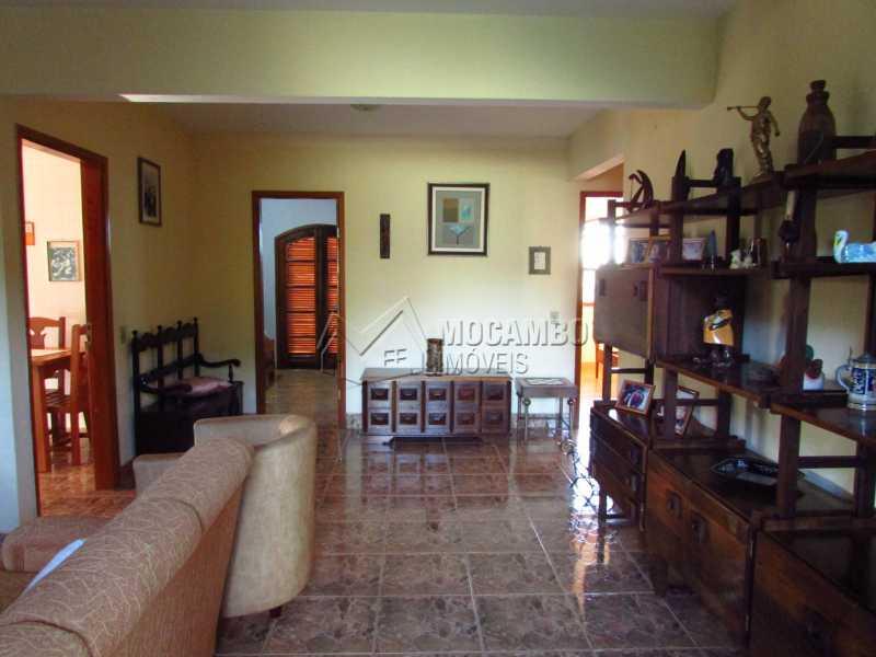 Sala 2 - Casa em Condomínio 4 Quartos À Venda Itatiba,SP - R$ 850.000 - FCCN40106 - 22