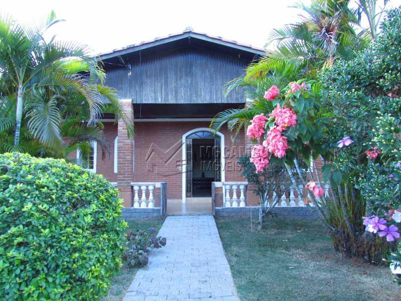 Frente - Casa em Condominio À Venda - Itatiba - SP - Bairro Itapema - FCCN40106 - 1
