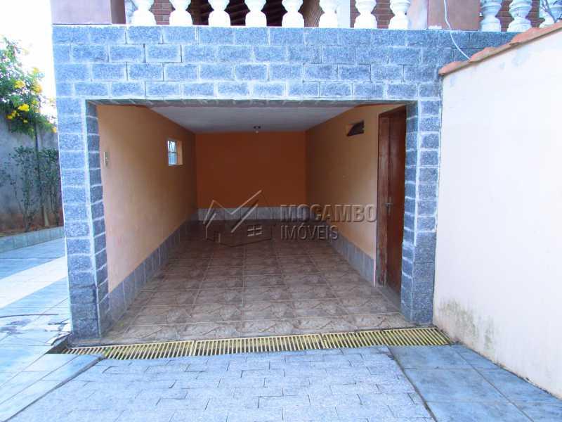 Garagem - Casa em Condomínio 4 Quartos À Venda Itatiba,SP - R$ 850.000 - FCCN40106 - 27