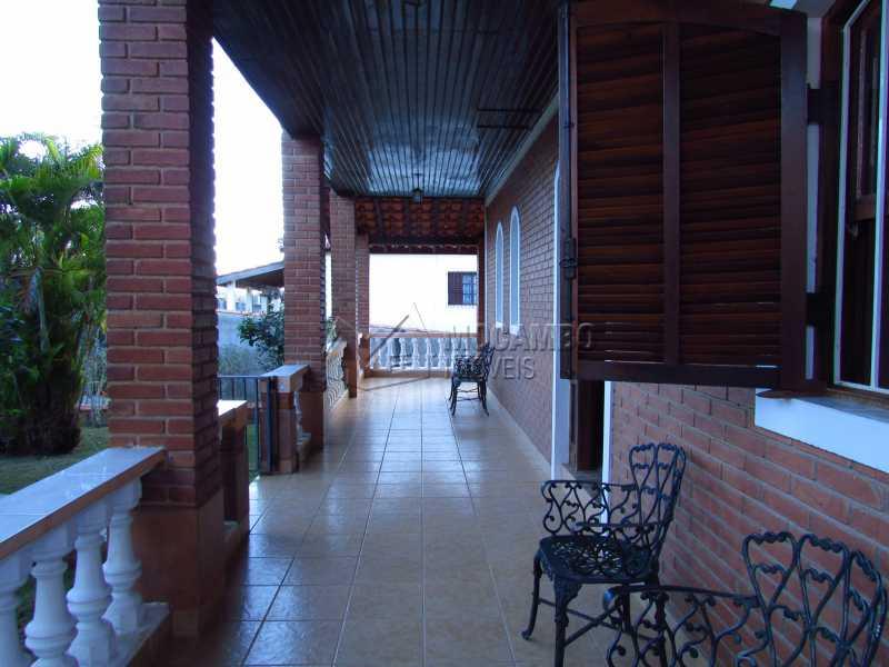 Varanda - Casa em Condomínio 4 Quartos À Venda Itatiba,SP - R$ 850.000 - FCCN40106 - 17
