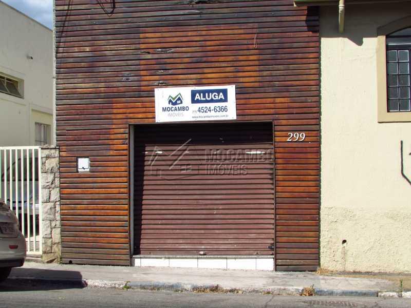 Fachada - Loja 92m² para alugar Itatiba,SP Centro - R$ 1.800 - FCLJ00044 - 1