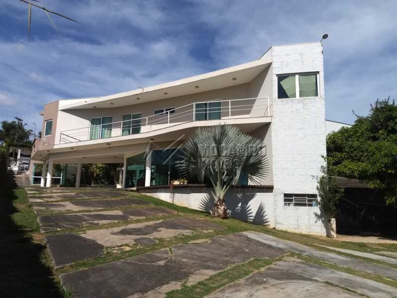 Área Externa - Casa em Condominio Para Alugar - Itatiba - SP - Bairro do Engenho - FCCN30328 - 6