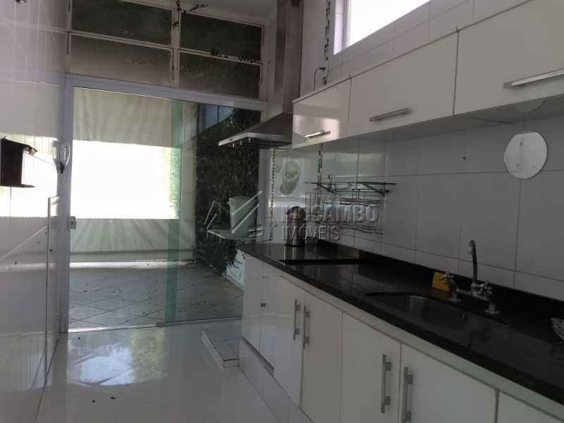 Cozinha - Casa em Condominio Para Alugar - Itatiba - SP - Bairro do Engenho - FCCN30328 - 9