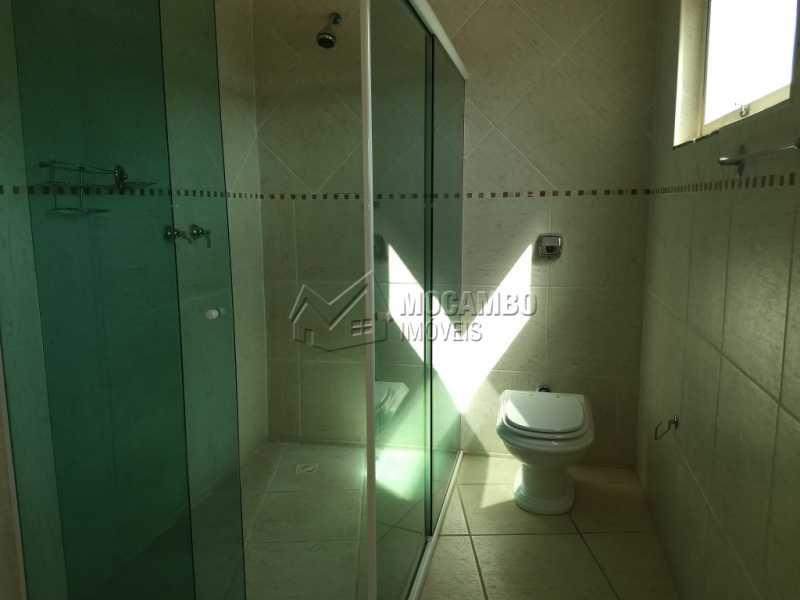 Banheiro Suíte Master - Casa em Condominio Para Alugar - Itatiba - SP - Bairro do Engenho - FCCN30328 - 13