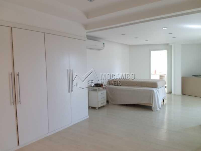 Suíte Master - Casa em Condominio Para Alugar - Itatiba - SP - Bairro do Engenho - FCCN30328 - 10