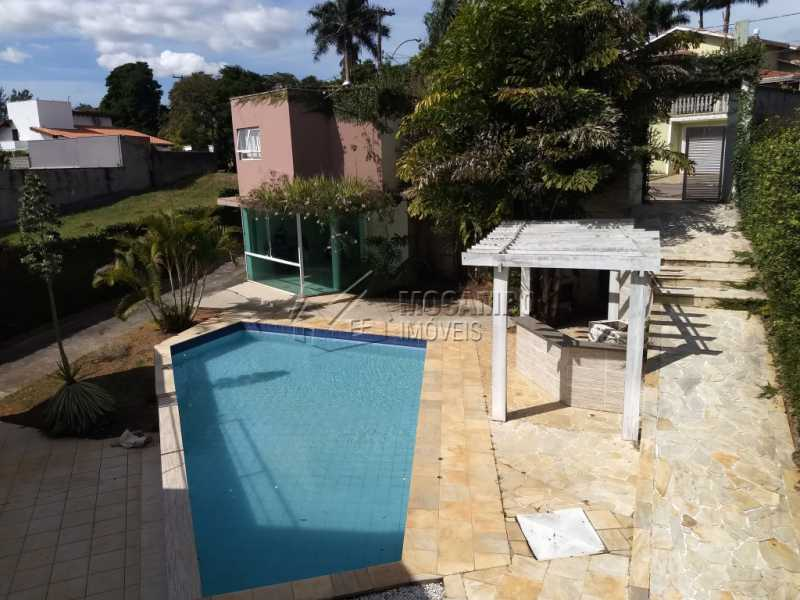 Área Externa - Casa em Condominio Para Alugar - Itatiba - SP - Bairro do Engenho - FCCN30328 - 3