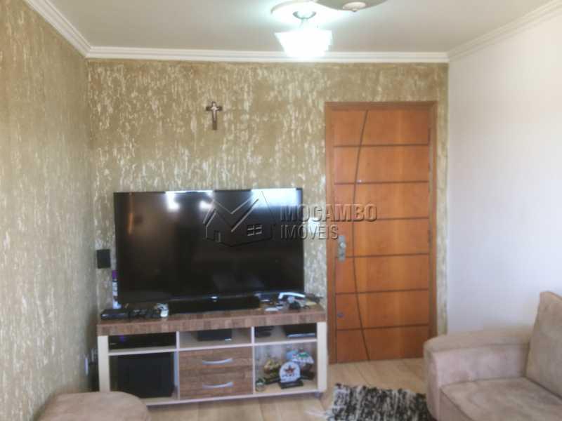 Sala - Apartamento À Venda - Itatiba - SP - Residencial Beija Flor - FCAP20743 - 3