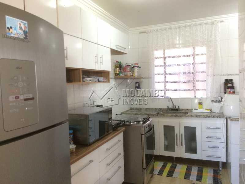 Cozinha - Apartamento À Venda - Itatiba - SP - Residencial Beija Flor - FCAP20743 - 4