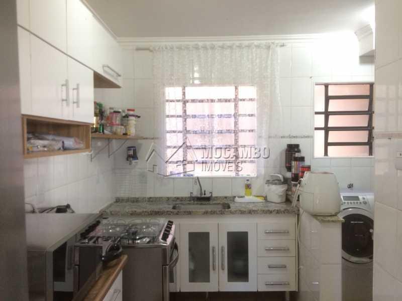 Cozinha - Apartamento À Venda - Itatiba - SP - Residencial Beija Flor - FCAP20743 - 5