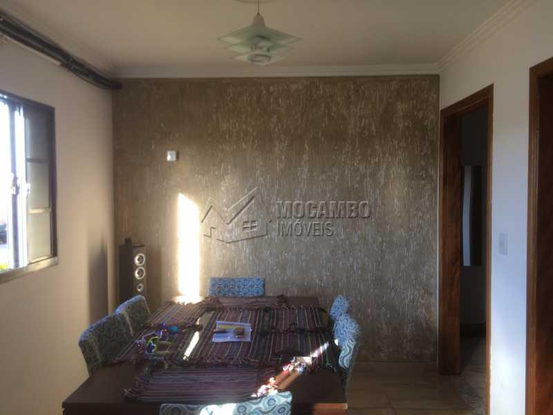 Sala - Apartamento À Venda - Itatiba - SP - Residencial Beija Flor - FCAP20743 - 6