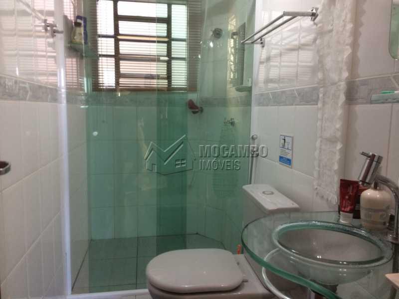 Banheiro - Apartamento À Venda - Itatiba - SP - Residencial Beija Flor - FCAP20743 - 7