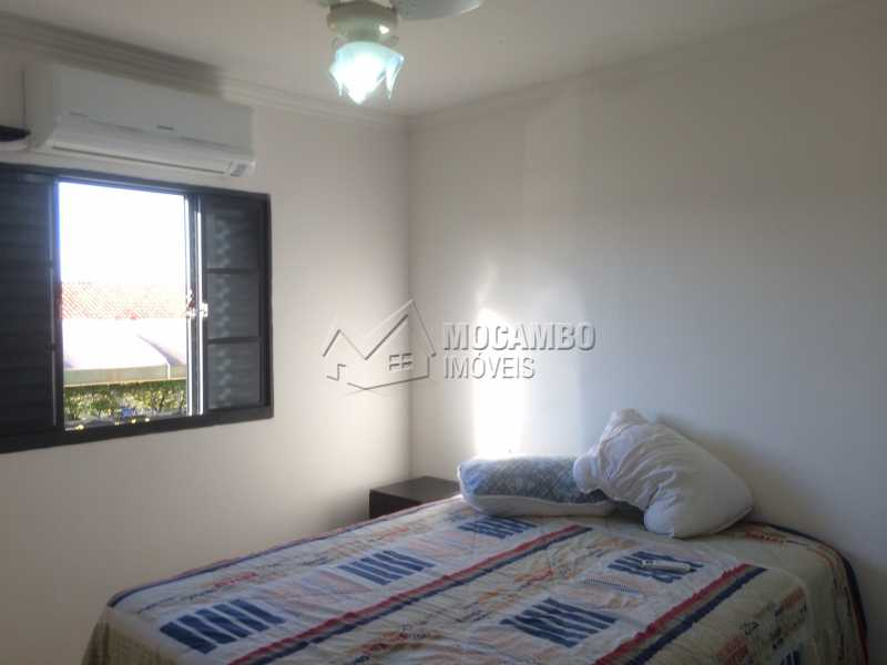 Dormitório - Apartamento À Venda - Itatiba - SP - Residencial Beija Flor - FCAP20743 - 8